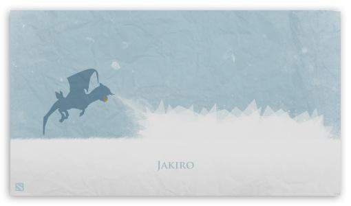 Jakiro - DotA 2 ❤ 4K UHD Wallpaper for 4K UHD 16:9 Ultra High Definition 2160p 1440p 1080p 900p 720p ; Mobile 16:9 - 2160p 1440p 1080p 900p 720p ;
