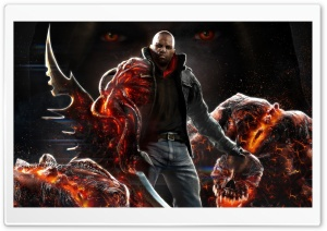 James Heller - Prototype 2 HD Wide Wallpaper for Widescreen