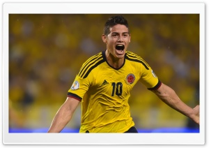 James Rodriguez HD Wide Wallpaper for Widescreen