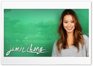 Jamie Chung (2011) HD Wide Wallpaper for Widescreen
