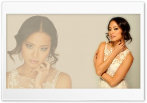 Jamie Chung 2012 HD Wide Wallpaper for Widescreen