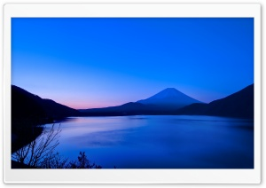 Japan Mountain HD Wide Wallpaper for Widescreen