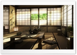 Japan Room HD Wide Wallpaper for Widescreen