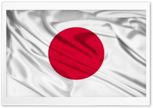 Japanes Flag HD Wide Wallpaper for Widescreen