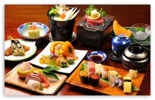 Japanese Dishes ❤ 4K UHD Wallpaper for Wide 16:10 5:3 Widescreen WHXGA WQXGA WUXGA WXGA WGA ; Standard 3:2 Fullscreen DVGA HVGA HQVGA ( Apple PowerBook G4 iPhone 4 3G 3GS iPod Touch ) ; Mobile 5:3 3:2 - WGA DVGA HVGA HQVGA ( Apple PowerBook G4 iPhone 4 3G 3GS iPod Touch ) ;