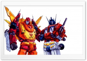 Japanese Transformers HD Wide Wallpaper for 4K UHD Widescreen desktop & smartphone