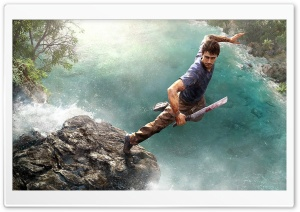 Jason Brody Far Cry 3 HD Wide Wallpaper for Widescreen