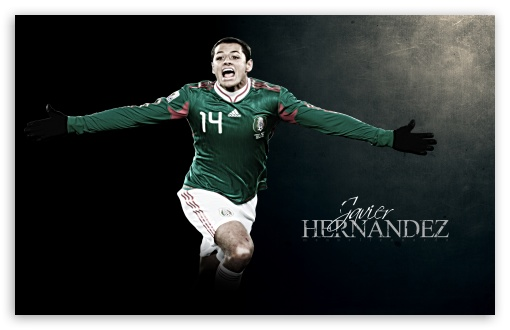 Javier Chicharito Hernandez HD wallpaper for Wide 16:10 5:3 Widescreen WHXGA WQXGA WUXGA WXGA WGA ; HD 16:9 High Definition WQHD QWXGA 1080p 900p 720p QHD nHD ; Standard 3:2 Fullscreen DVGA HVGA HQVGA devices ( Apple PowerBook G4 iPhone 4 3G 3GS iPod Touch ) ; Mobile 5:3 3:2 16:9 - WGA DVGA HVGA HQVGA devices ( Apple PowerBook G4 iPhone 4 3G 3GS iPod Touch ) WQHD QWXGA 1080p 900p 720p QHD nHD ;