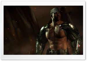 Jax, Mortal Kombat X HD Wide Wallpaper for 4K UHD Widescreen desktop & smartphone