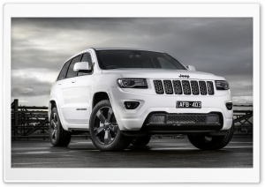 Jeep Grand Cherokee HD Wide Wallpaper for 4K UHD Widescreen desktop & smartphone