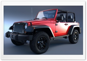 Jeep Wrangler Ultra HD Wallpaper for 4K UHD Widescreen desktop, tablet & smartphone
