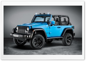 Jeep Wrangler Rubicon Mopar One Ultra HD Wallpaper for 4K UHD Widescreen desktop, tablet & smartphone