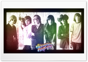 Jefferson Airplane HD Wide Wallpaper for Widescreen