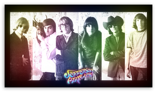 Jefferson Airplane ❤ 4K UHD Wallpaper for 4K UHD 16:9 Ultra High Definition 2160p 1440p 1080p 900p 720p ; Mobile 16:9 - 2160p 1440p 1080p 900p 720p ;