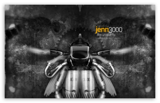 Jenn The Robot Fly HD wallpaper for Wide 16:10 5:3 Widescreen WHXGA WQXGA WUXGA WXGA WGA ; HD 16:9 High Definition WQHD QWXGA 1080p 900p 720p QHD nHD ; Standard 4:3 5:4 3:2 Fullscreen UXGA XGA SVGA QSXGA SXGA DVGA HVGA HQVGA devices ( Apple PowerBook G4 iPhone 4 3G 3GS iPod Touch ) ; Tablet 1:1 ; iPad 1/2/Mini ; Mobile 4:3 5:3 3:2 16:9 5:4 - UXGA XGA SVGA WGA DVGA HVGA HQVGA devices ( Apple PowerBook G4 iPhone 4 3G 3GS iPod Touch ) WQHD QWXGA 1080p 900p 720p QHD nHD QSXGA SXGA ;