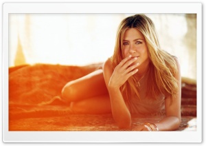 Jennifer Aniston HD Wide Wallpaper for Widescreen