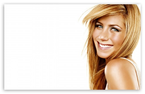 Jennifer Aniston Smiling HD wallpaper for Wide 16:10 5:3 Widescreen WHXGA WQXGA WUXGA WXGA WGA ; HD 16:9 High Definition WQHD QWXGA 1080p 900p 720p QHD nHD ; Standard 4:3 5:4 3:2 Fullscreen UXGA XGA SVGA QSXGA SXGA DVGA HVGA HQVGA devices ( Apple PowerBook G4 iPhone 4 3G 3GS iPod Touch ) ; Tablet 1:1 ; iPad 1/2/Mini ; Mobile 4:3 5:3 3:2 16:9 5:4 - UXGA XGA SVGA WGA DVGA HVGA HQVGA devices ( Apple PowerBook G4 iPhone 4 3G 3GS iPod Touch ) WQHD QWXGA 1080p 900p 720p QHD nHD QSXGA SXGA ;