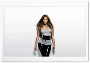 Jennifer Lopez HD Wide Wallpaper for Widescreen