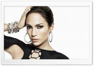 Jennifer Lopez 2011 HD Wide Wallpaper for Widescreen