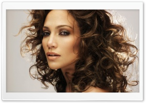 Jennifer Lopez Beautiful HD Wide Wallpaper for Widescreen