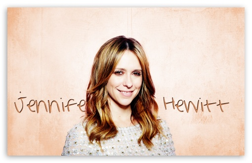 Jennifer Love Hewitt HD wallpaper for Wide 16:10 5:3 Widescreen WHXGA WQXGA WUXGA WXGA WGA ; HD 16:9 High Definition WQHD QWXGA 1080p 900p 720p QHD nHD ; Standard 3:2 Fullscreen DVGA HVGA HQVGA devices ( Apple PowerBook G4 iPhone 4 3G 3GS iPod Touch ) ; Mobile 5:3 3:2 16:9 - WGA DVGA HVGA HQVGA devices ( Apple PowerBook G4 iPhone 4 3G 3GS iPod Touch ) WQHD QWXGA 1080p 900p 720p QHD nHD ;
