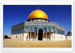 Jerusalem HD Wide Wallpaper for 4K UHD Widescreen desktop & smartphone