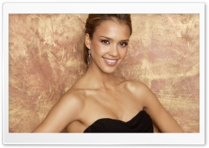 Jessica Alba 16 HD Wide Wallpaper for Widescreen