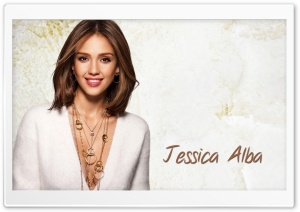 Jessica Alba HD Wide Wallpaper for Widescreen