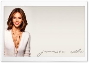 Jessica Alba (2011) HD Wide Wallpaper for Widescreen