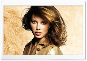 Jessica Biel HD Wide Wallpaper for Widescreen