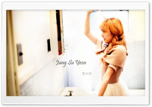Jessica Jung HD Wide Wallpaper for Widescreen