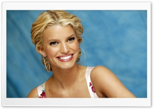 Jessica Simpson Beautifull HD Wide Wallpaper for Widescreen