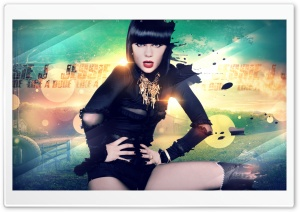 Jessie J Ultra HD Wallpaper for 4K UHD Widescreen desktop, tablet & smartphone