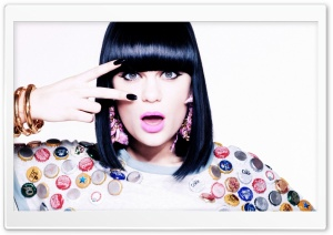 Jessie J 2011 HD Wide Wallpaper for Widescreen