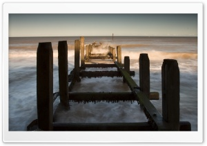 Jetty HD Wide Wallpaper for Widescreen