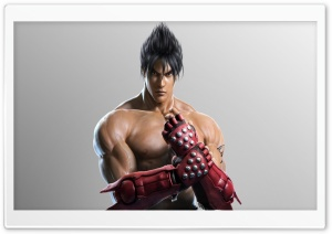 Jin Kazama Tekken 7 HD Wide Wallpaper for 4K UHD Widescreen desktop & smartphone