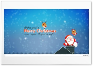 Jingle Bells HD Wide Wallpaper for Widescreen