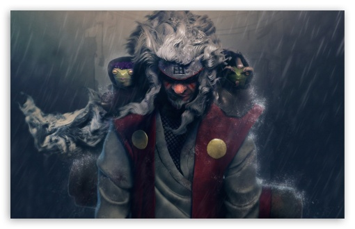 Jiraiya Wallpaper
