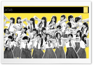 JKT48 HD Wide Wallpaper for Widescreen