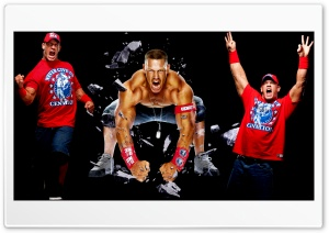 John Cena HD Wide Wallpaper for Widescreen