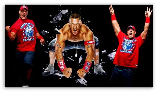 John Cena HD wallpaper for HD 16:9 High Definition WQHD QWXGA 1080p 900p 720p QHD nHD ; Mobile 16:9 - WQHD QWXGA 1080p 900p 720p QHD nHD ;