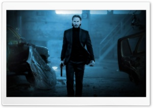 John Wick HD Wide Wallpaper for Widescreen