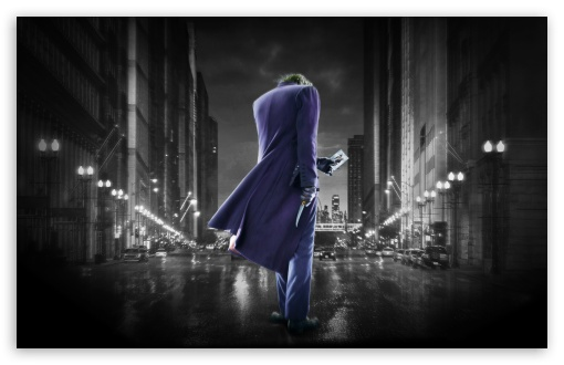 Joker 4k Hd Desktop Wallpaper For 4k Ultra Hd Tv Tablet