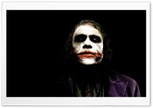 Joker HD Wide Wallpaper for Widescreen