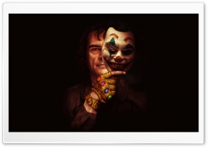 JOKER MASK OFF Ultra HD Wallpaper for 4K UHD Widescreen desktop, tablet & smartphone