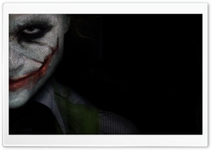 Joker Smile HD Wide Wallpaper for Widescreen