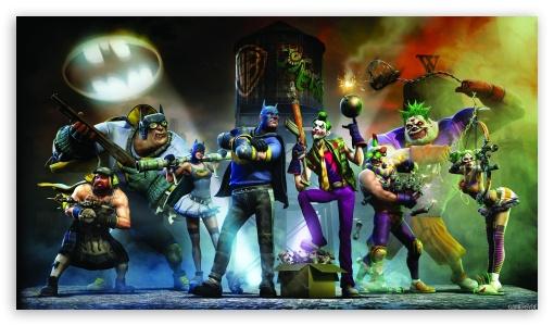 Joker Vs Batman ❤ 4K UHD Wallpaper for 4K UHD 16:9 Ultra High Definition 2160p 1440p 1080p 900p 720p ; Mobile 16:9 - 2160p 1440p 1080p 900p 720p ;