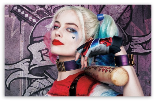 Girlfriend Harley Quinn Ultra HD