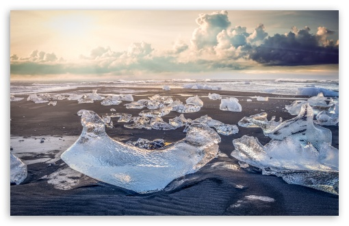 Jokulsarlon Ice Beach, Iceland ❤ 4K UHD Wallpaper for Wide 16:10 5:3 Widescreen WHXGA WQXGA WUXGA WXGA WGA ; 4K UHD 16:9 Ultra High Definition 2160p 1440p 1080p 900p 720p ; UHD 16:9 2160p 1440p 1080p 900p 720p ; Standard 4:3 5:4 3:2 Fullscreen UXGA XGA SVGA QSXGA SXGA DVGA HVGA HQVGA ( Apple PowerBook G4 iPhone 4 3G 3GS iPod Touch ) ; Smartphone 16:9 3:2 5:3 2160p 1440p 1080p 900p 720p DVGA HVGA HQVGA ( Apple PowerBook G4 iPhone 4 3G 3GS iPod Touch ) WGA ; Tablet 1:1 ; iPad 1/2/Mini ; Mobile 4:3 5:3 3:2 16:9 5:4 - UXGA XGA SVGA WGA DVGA HVGA HQVGA ( Apple PowerBook G4 iPhone 4 3G 3GS iPod Touch ) 2160p 1440p 1080p 900p 720p QSXGA SXGA ;