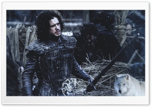 Jon Snow Game Of Thrones HD Wide Wallpaper for 4K UHD Widescreen desktop & smartphone